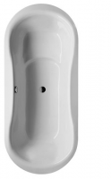 Bette Oval-Badewanne Family Oval 8210, 195x85x45 cm