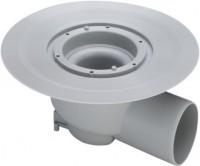Viega Badablauf Advantix 4921.75 in 70mm Kunststoff grau