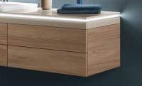 Sanipa Regalmodul RM20115, Ulme Natural-Touch 170x700x148, RM20115