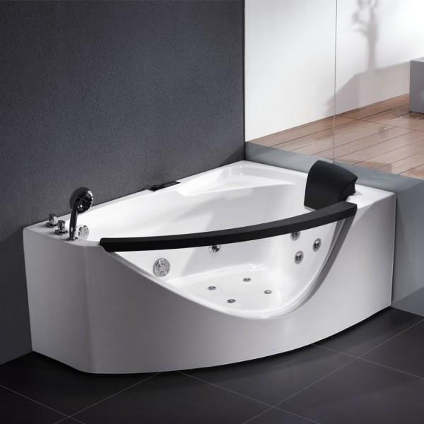 Whirlpool S 150 x 100 cm, Version links