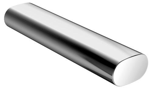 Keuco Ersatzrollh.Edition 400 11563, Nickel poliert, 11563040000