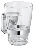 Keuco Glashalter Smart 02350, komplett