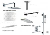 HSK Shower Set 2.08 Softcube chrom