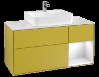 Villeroy & Boch Waschtischunterschrank Finion G17 1200x603x501mm Wandbel WT mit., G171MTHE