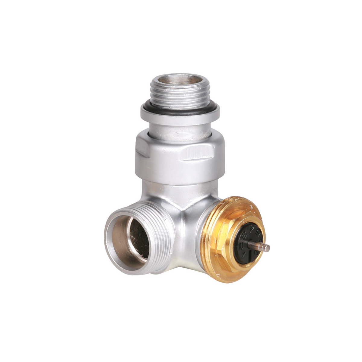 3- Achsen Thermostatventil, Thermostat links