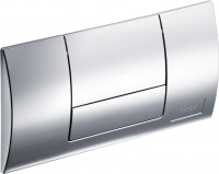 Viega WC Betätigungsplatte Standard 8180.1 in Kunststoff weiss-alpin