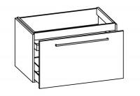 Artiqua DIMENSION 112 Waschtischunterschrank mit Innenschubkasten