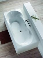 Hoesch Badewanne Spectra 1800x800, weiß