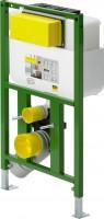 Viega WC-Element 8130.45, in 830x490mm Stahl grün