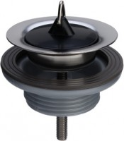 Viega Universalventil 5121.3, in G1 1/4 x 60mm Kunststoff grau