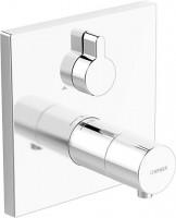 Hansa Funktionseinheit mit Dekorset Thermostatarmatur Hansaliving 4057 verchr, 40579073