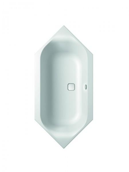 Ideal Standard Sechseck-Badewanne TONIC II, m.Ablauf u. Füller, 1900x900x480mm, Weiß, K291501