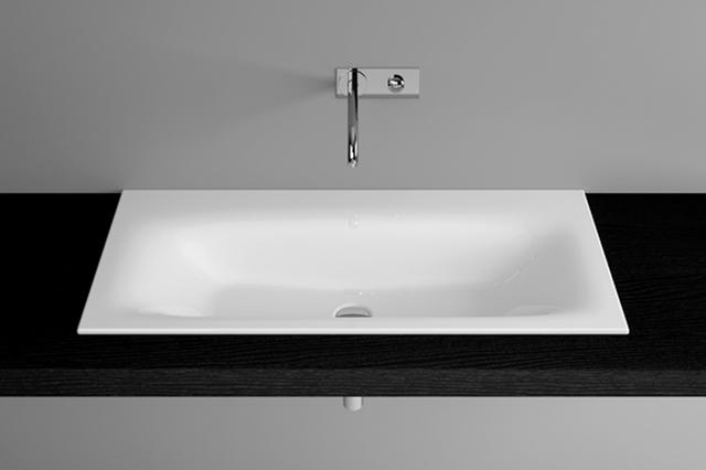bette einbau waschtisch lux 100x49 5x1 cm wei a162 000. Black Bedroom Furniture Sets. Home Design Ideas