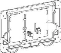 Mepa Betätigungsmechanik für, SK Sanicontrol R11 MEPAsky, 590200