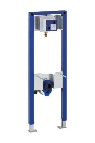 Duofix Urinal Joly/Visit 112/122cm Halbeinbau für Urinal-Steuerung ab 2009 111618001