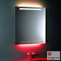 Zierath Lichtspiegel SCALA LED Kristallspiegel, BxH: 500x700, ZSCAL0301050070