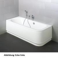 Bette Rechteck-Badewanne Esprit Comfort 6532, 180x80x45 cm