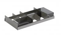 Cosmic Modular Kit 6 Schubladenaufteiler + 5 Container , smoked, 7446716