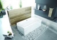 Hoesch Badewanne Thasos Rechteck 2000x1000, weiß, 3742.010