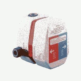 Unterputz-Therm.-körper DN 15 ThermostatRohbau-Set mit Absperrventil 35156