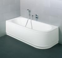 Bette Rechteck-Badewanne Starlet IV Comfort 6670, 180x80x42 cm