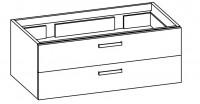 """Artiqua COLLECTION 415 Waschtischunterschrank zu """"SWT Fino 1210"""" B:1160mm"""