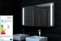 Neuesbad LED Spiegelschrank, B:1200, H:680, T:120 mm