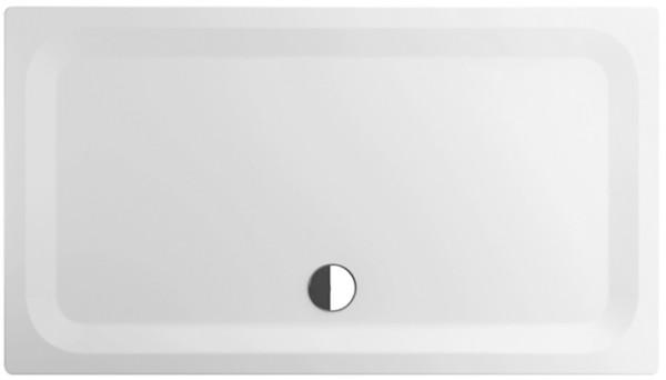 Bette Ultra Rechteck-Duschwanne 5955, 160x80x3,5 cm weiß, 5955-000