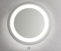 Vanita & Casa Orion LED-Spiegel, D: 600 mm, mit Heizung und Bluetooth