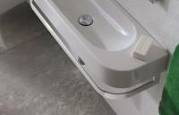 Globo Concept Handttuchhalter, verchromt, PC8527