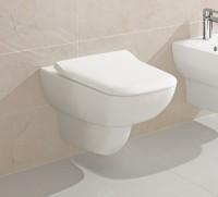 Villeroy & Boch Tiefspül-WC mit offenem Wasserrand Joyce