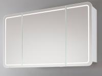 Artiqua EVOLUTION 213 LED Spiegelschrank B:1400mm 3 Türen