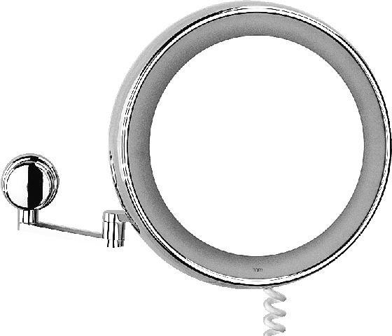 Kosmetikspiegel beleuchtet rund 5503524010