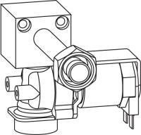 Mepa Sanicontrol Magnetventil, MV622 zu T622, 716918