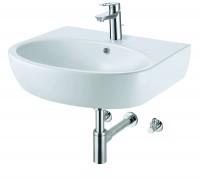 Neuesbad Design Waschtisch Set 60 cm, mit Grohe Armatur