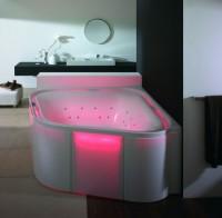 Hoesch LED Rinnenbeleuchtung mit automatischem Farblichtwechsler f. Ergo+, 69090