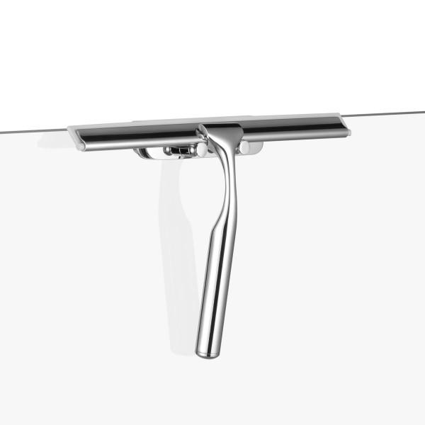 Giese Vipa Haken mit Glasabzieher, für Glaswand bis 9 mm, 30952-02