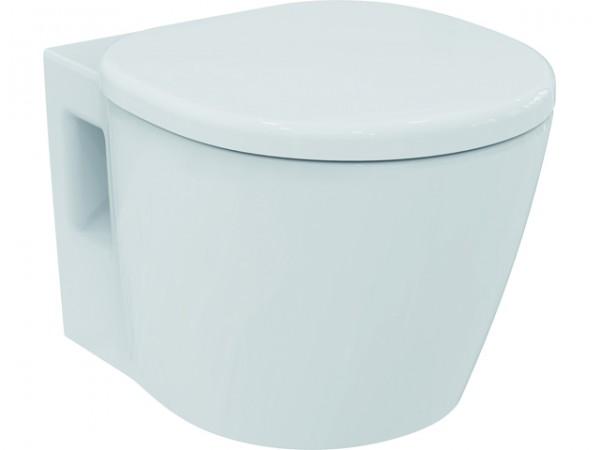 Ideal Standard WC-Sitz XL Connect Freedom Softclosing, Weiß E824001