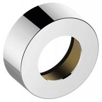 Keuco Verlängerungs-Rosette IXMO 59551, EHM rund, 25 mm, Nickel gebürstet, 59551050281