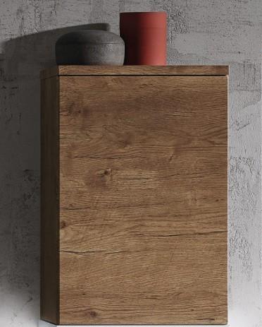 Sanipa Hängeschrank (2morrowLight) LR10201L, Weiss-Matt 510,0x350,0x170,0