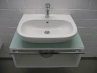 Ideal Standard Tonic Massivholz-Waschtischunterschrank B: 1000, T: 430, H: 330 mm