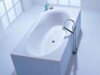 Hoesch Badewanne Maxi Rechteck 2000x1000, weiß