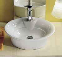 Scarabeo Catini Sax 8005 Aufsatzwaschtisch B: 50 T: 38 cm