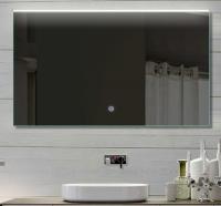Neuesbad LED Lichtspiegel, Touch Schalter, Lichtfarbe einstellbar, B:920, H:700 mm