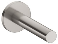 Keuco Wanneneinlauf IXMO 59545, rund, 152 mm, Nickel gebürstet, 59545050001