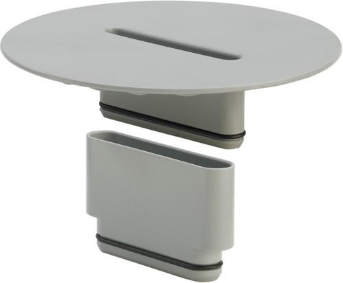 Viega Reinigungshilfe 4965 91 In Kunststoff Grau