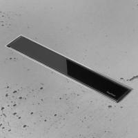 Aqua Jewels Linea M1-50 , Länge: 40 cm, M1 Glas Schwarz,