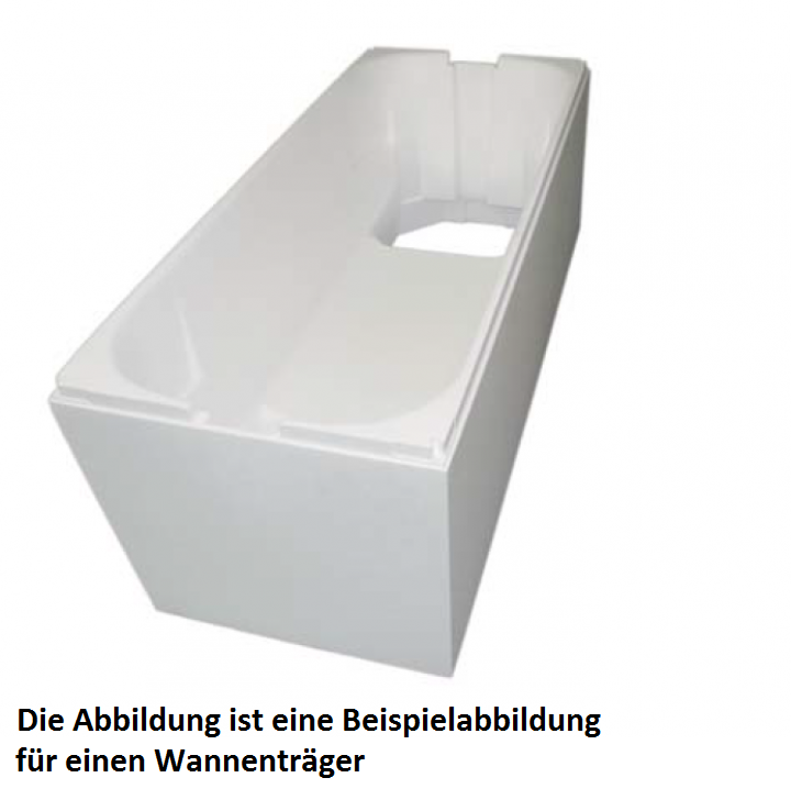 Wannenträger für Badewanne NB825504 839099