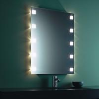 Zierath Lichtspiegel Cult I 7080 BxH: 700x800, Lux:160, 10 x 10 W, CultI7080