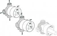 Ideal Standard Unterputz-Bausatz 1